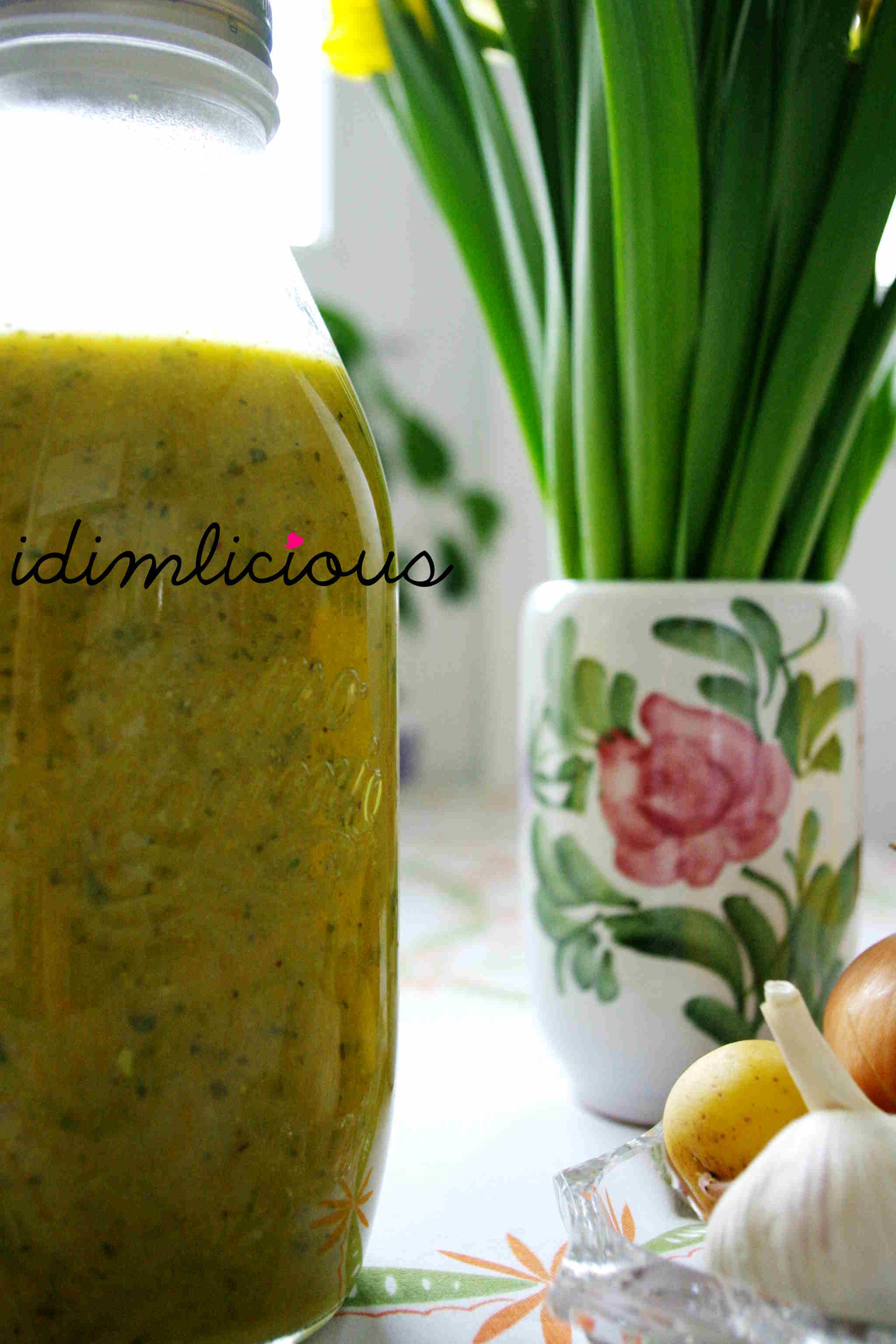 Grossartige Gemüsesuppe – Great vegetable soup