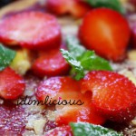 A walk on the strawberry field – Part 4: Strawberry pizza