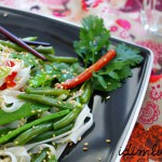 Thai Glasnudelsalat – Thai glass noodles salad