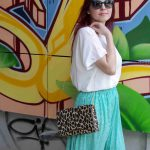 Eine Clutch zur Tasche mit Schulterkette wandeln – turn a clutch to a bag with a shoulder chain