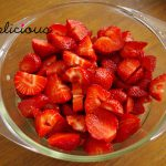 A walk on the strawberry field – Part 7: Strawberry crumble
