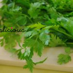 Indisches Kichererbsen Curry – Indian chickpeas curry