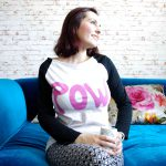 Ein POW-Shirt für die Power am Tag – a POW shirt for the power of the day