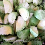 Neu interpretierter Rosenkohl – new interpreted Brussels sprouts