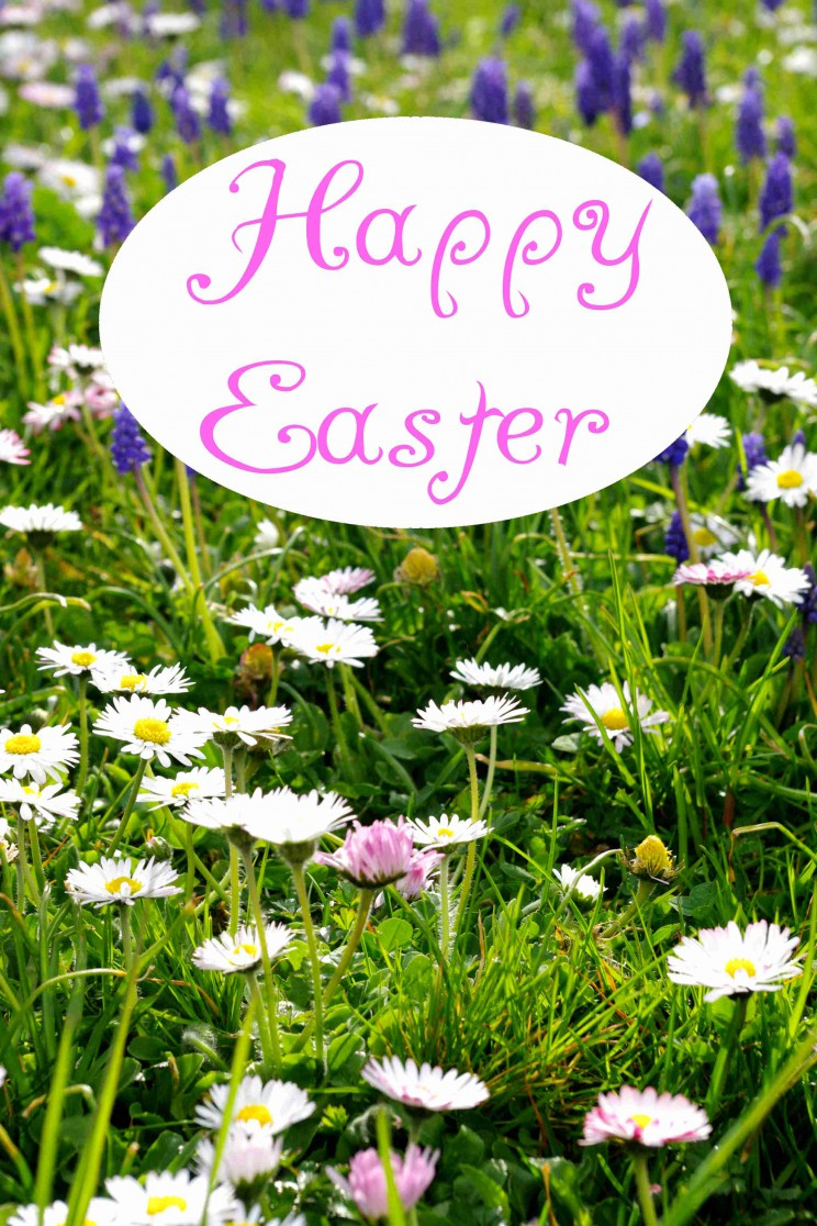 Happy Easter – Frohe Ostern