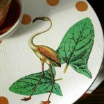 Flamingos sind die neuen Eulen und Kupfer das neue Gold - flamingos are the new owls and copper the new gold
