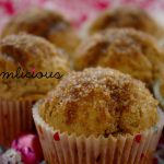 Vollkorn Zimt Muffins - whole grain cinnamon muffins