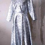 Kleidung aus Metallic-Stoffen - clothing made of metallic fabrics