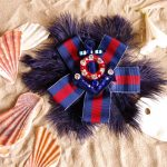 Maritime Deko und Accessoires aus Nähutensilien - maritime deco and accessories made of sewing material