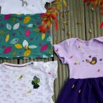 Nähen fürs Baby: Süße Kleider aus Babybodies - sewing for the baby: dresses made of baby bodies
