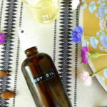 {DIY} reichhaltiges Körperöl für den Sommer - {DIY} rich body oil for the summer